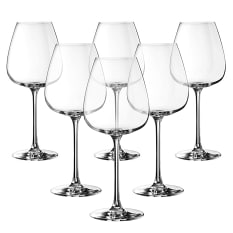 Chef & Sommelier Grands Cepages Red Wine Glasses, Set of 6