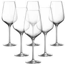 Chef & Sommelier Sublym Red Wine Glasses, Set of 6