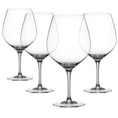 Spiegelau Lead-Free Crystal Wine On Ice Wine Glasses, Set of 4