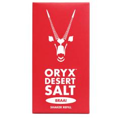 Oryx Desert Salt Braai Salt Refill
