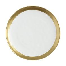 Maxwell & Williams White Swank Round Plate