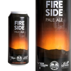Saggy Stone Brewing Company Fireside Pale Ale