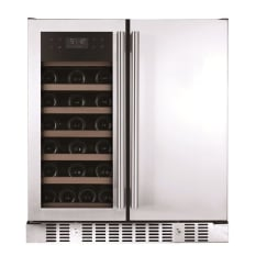 SnoMaster 21 Bottle Wine & Beverage Cooler