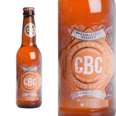 Cape Brewing Company Mandarina Weiss