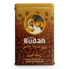 Cafe Budan Tajurra Mellow Coffee Beans, 250g