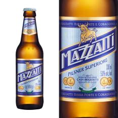 Mazzatti Italian Beer Pilsner Superiore