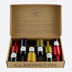 Clarington Wines Mixed Edition, Case of 6