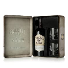 Teeling Irish Whiskey Whiskey & Glasses Gift Set