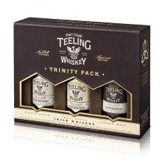 Teeling Irish Whiskey Trinity Whiskey Pack