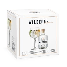 Wilderer Gin Gift Pack with 3 Glasses