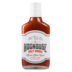 Hoghouse Holy Smoke African Ghost Pepper Hot Sauce, 200ml