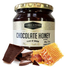 Clarks Chocolate Honey