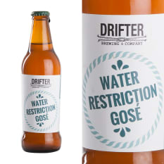 Drifter Brewing Co Water Restriction Gose