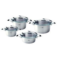 Fissler Solea 4 Piece Pot Set