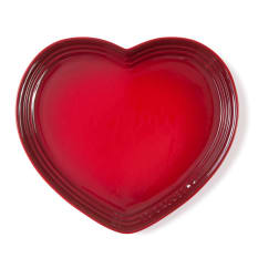 Le Creuset Large Heart Shaped Plate