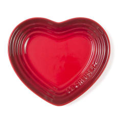 Le Creuset Small Heart Shaped Plate