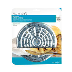 KitchenCraft Deluxe Heat Diffuser Simmer Ring