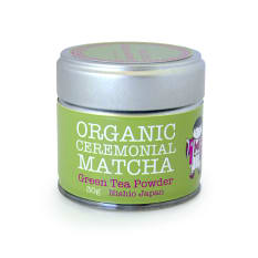 The Little Matcha Master Organic Ceremonial Matcha, 30g