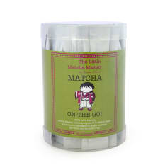 The Little Matcha Master On-the-Go Matcha Sachets, 30g