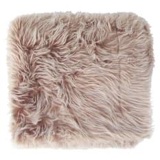 Linen House Faux Fur Throw