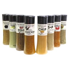 Cape Herb & Spice Tall Shaker