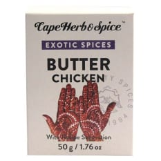 Cape Herb & Spice Exotic Spices, 50g