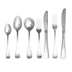 TableKraft Elite 84 Piece 18/10 Stainless Steel Cutlery Set
