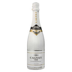 Calvet Ice Chardonnay Demi Sec, 750ml