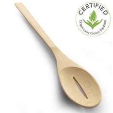 Bambu Give It A Rest Slotted Spoon