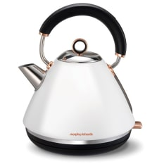 Morphy Richards Cordless Kettle With Rose Gold Accents, 1.5 Litre