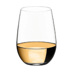 Riedel Stemless O Limited Edition 260 Year White Wine Glasses, Set of 6