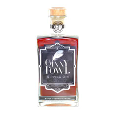 Ginny Fowl Sipping Gin, 750ml