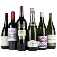 Yuppiechef Wine Society Monthly Mix