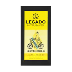 Legado Coffee Roasters Coffee Beans - Honey Process Box, Central America