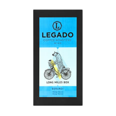 Legado Coffee Roasters Long Miles Box Coffee Beans, 200g