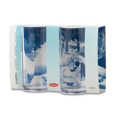 Mepal Long Drink Glasses, Set of 2