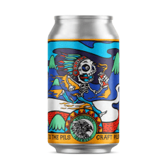 Amundsen Run to the Pils Pilsner, 330ml