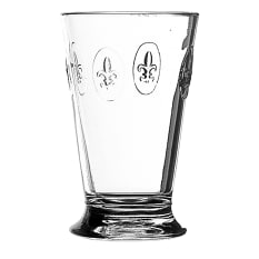 La Rochere Fleur De Lys Tall Drinking Glasses, Set of 6