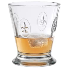 La Rochere Fleur De Lys Goblet Glasses, Set of 6