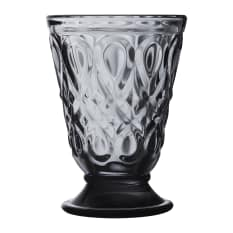 La Rochere Lyonnais Anthracite Grey Goblet Glasses