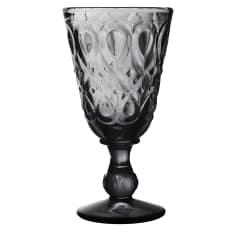 La Rochere Lyonnais Wine Anthracite Grey Glasses