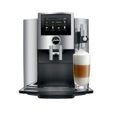 Jura Automatic 1450W Bean to Cup Coffee Machine, S8
