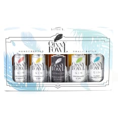 Ginny Fowl Five Flavours Gin Gift Pack