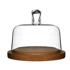 Sagaform Oak Cheese Dome