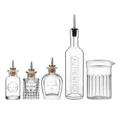 Luigi Bormioli Mixology 5 Piece Set