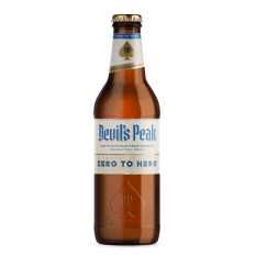 Devil's Peak Brewing Company Zero To Hero Non-Alcoholic Beer