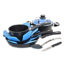 AMT Gastroguss 8 Piece Non-Stick Cookware Set