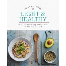 Cook's Collection: Light & Healthy
