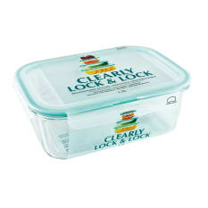 Lock & Lock Clear Rectangular Container