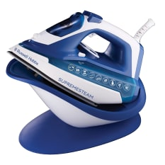 Russell Hobbs Supreme Steam Iron, Corded and Cordless